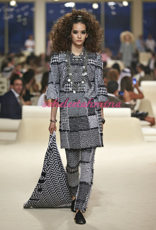 Look 13- Chanel Cruise Collection 2014-15- Sohelee