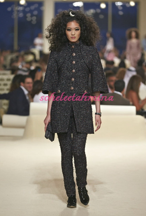 Look 14- Chanel Cruise Collection 2014-15- Sohelee