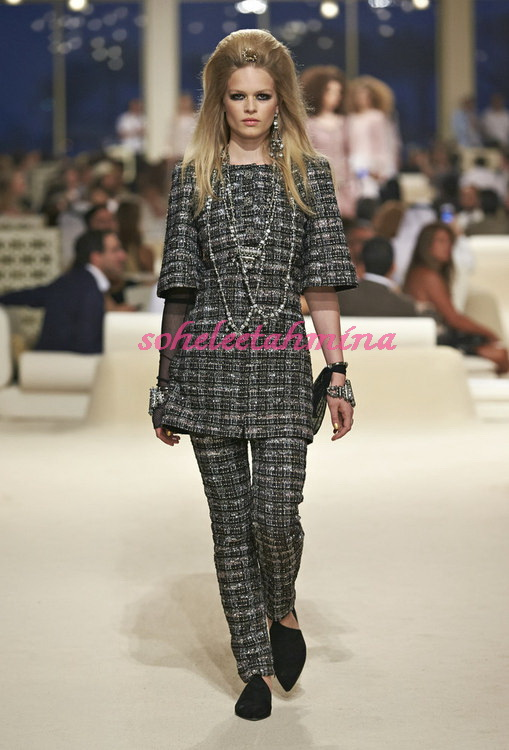 Look 15- Chanel Cruise Collection 2014-15- Sohelee