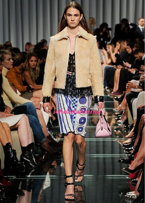 Look 15- Louis Vuitton Cruise 2015 Collection- Sohelee