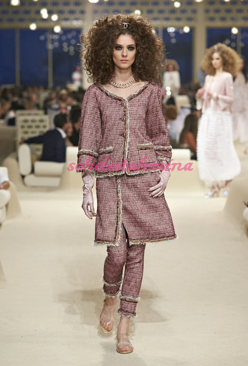 Look 17- Chanel Cruise Collection 2014-15- Sohelee