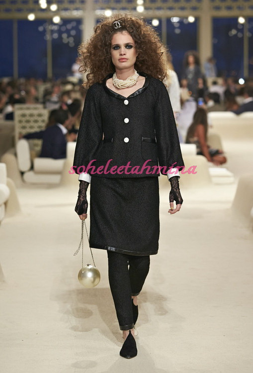 Look 23- Chanel Cruise Collection 2014-15- Sohelee