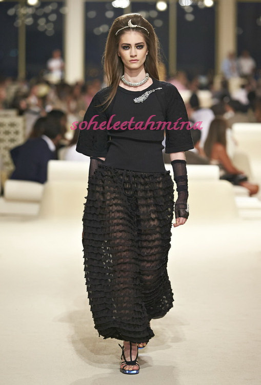 Look 70- Chanel Cruise Collection 2014-15- Sohelee