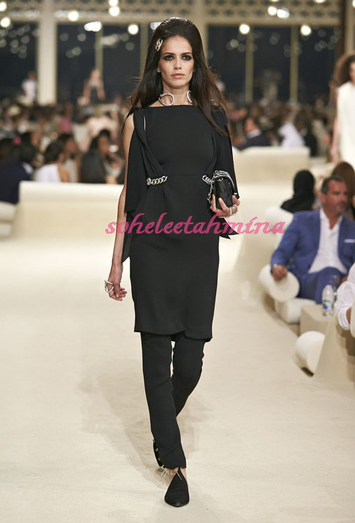 Look 77- Chanel Cruise Collection 2014-15- Sohelee