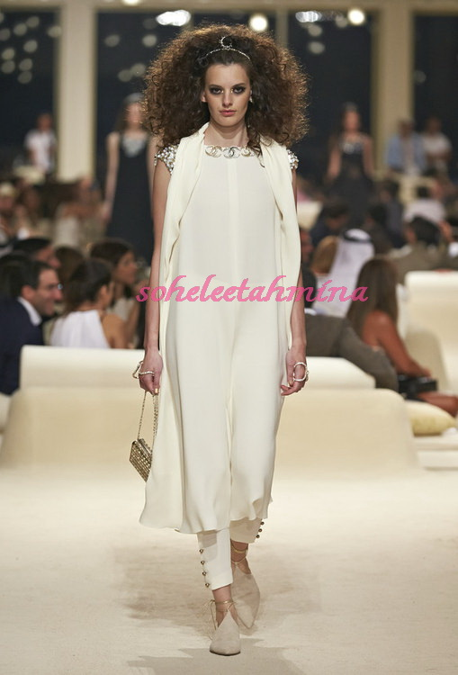 Look 78- Chanel Cruise Collection 2014-15- Sohelee