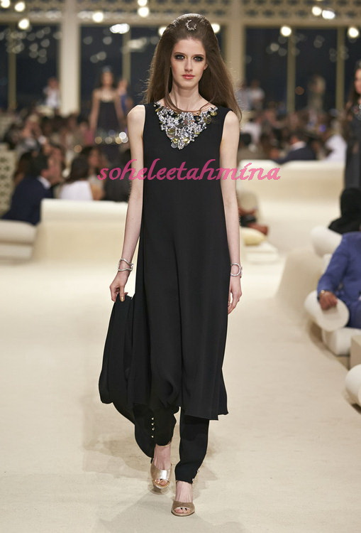 Look 80- Chanel Cruise Collection 2014-15- Sohelee