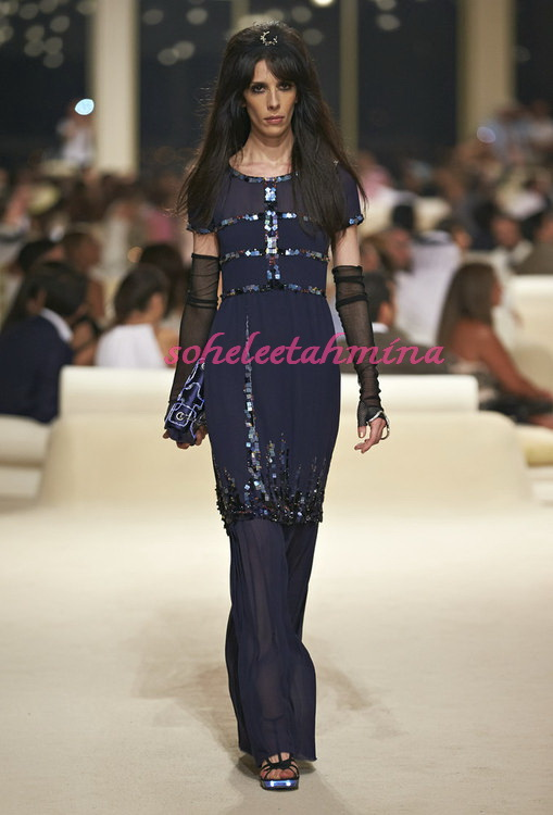 Look 83- Chanel Cruise Collection 2014-15- Sohelee