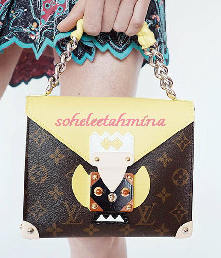 Louis Vuitton Cruise 2015 Collection- Accessories- Sohelee1