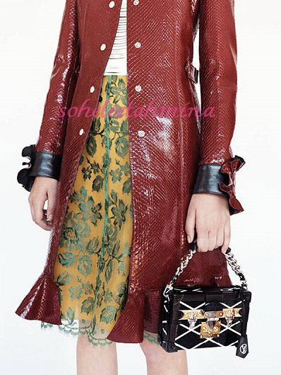 Louis Vuitton Cruise 2015 Collection- Accessories- Sohelee6