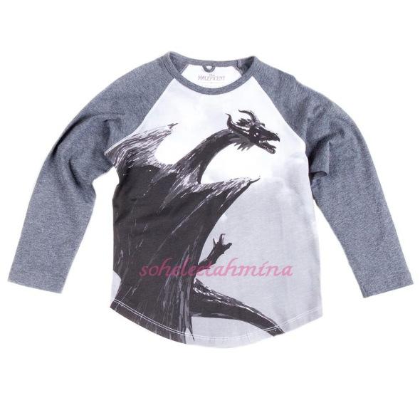 Max T-shirt- Disney Maleficent Stella McCartney Kids Collection 2014- Sohelee1