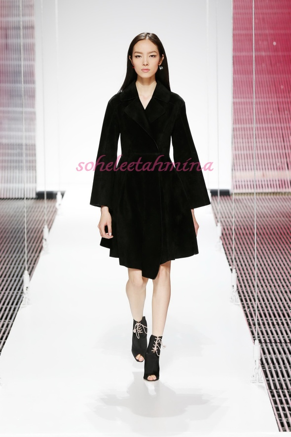 Silhouette 10- Dior Cruise 2015 Collection- Sohelee