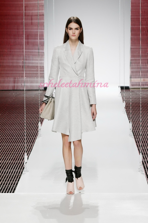 Silhouette 11- Dior Cruise 2015 Collection- Sohelee