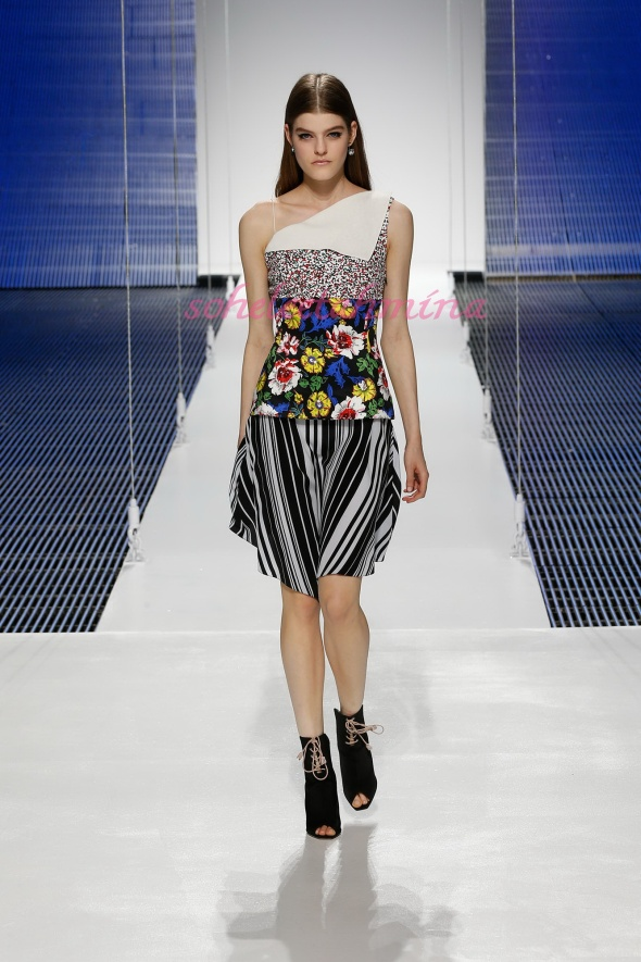 Silhouette 35- Dior Cruise 2015 Collection- Sohelee