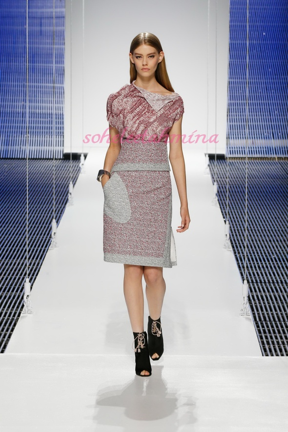 Silhouette 37- Dior Cruise 2015 Collection- Sohelee