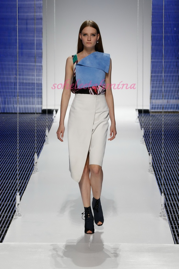 Silhouette 39- Dior Cruise 2015 Collection- Sohelee