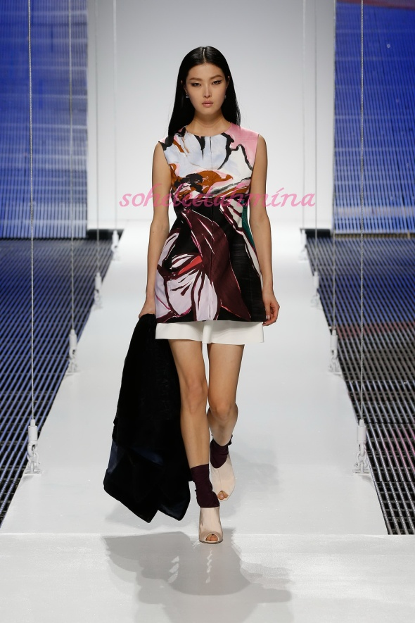 Silhouette 41- Dior Cruise 2015 Collection- Sohelee