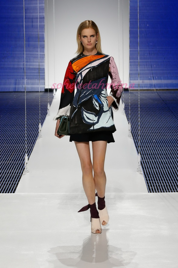 Silhouette 44- Dior Cruise 2015 Collection- Sohelee