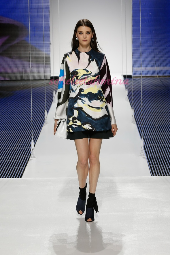 Silhouette 45- Dior Cruise 2015 Collection- Sohelee