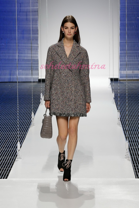 Silhouette 48- Dior Cruise 2015 Collection- Sohelee