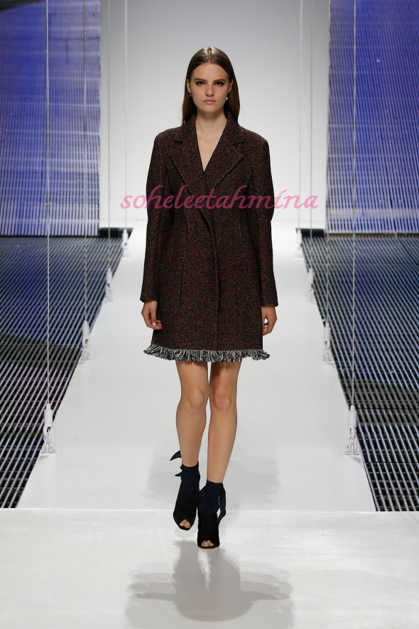 Silhouette 49- Dior Cruise 2015 Collection- Sohelee