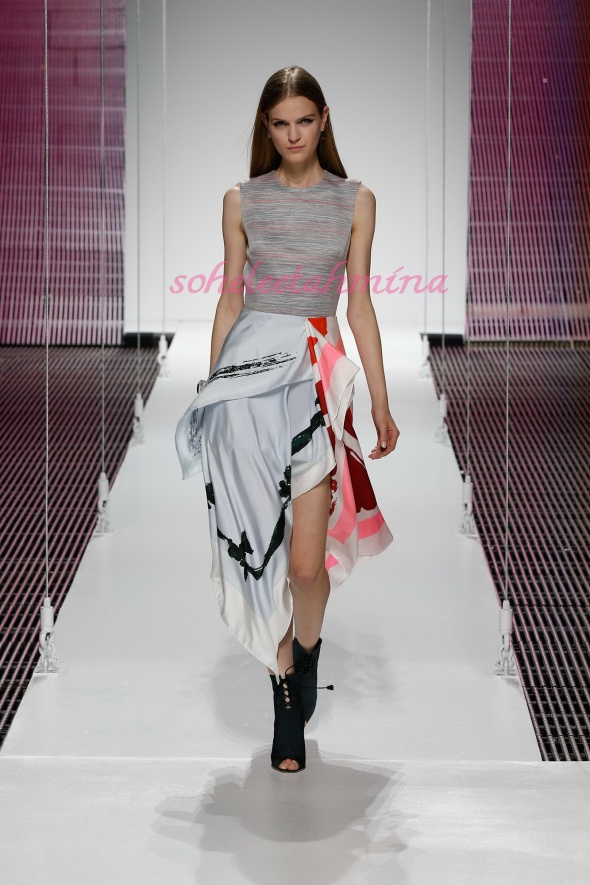 Silhouette 50- Dior Cruise 2015 Collection- Sohelee