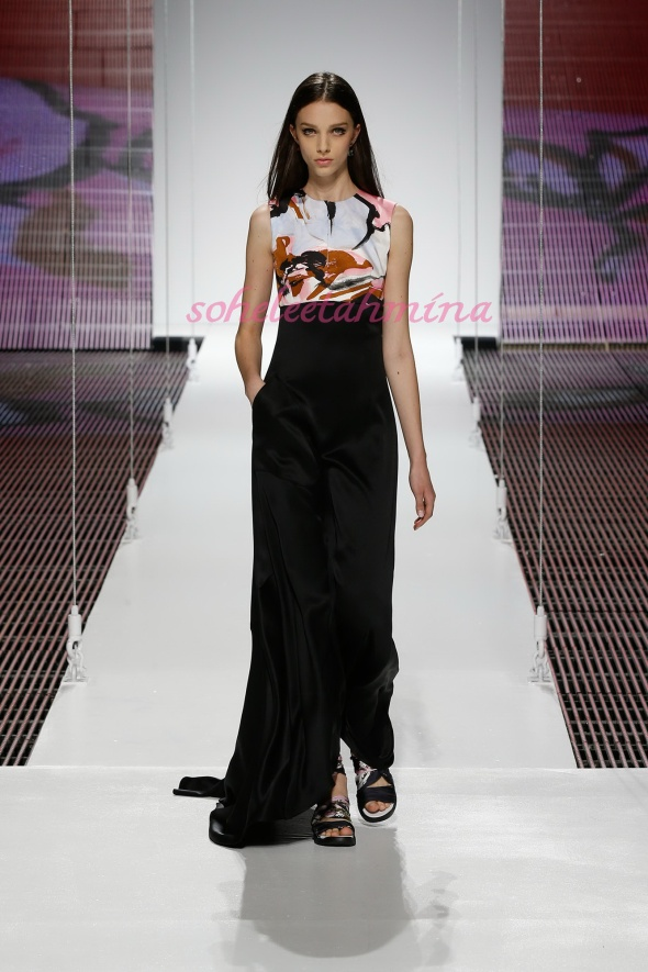 Silhouette 54- Dior Cruise 2015 Collection- Sohelee