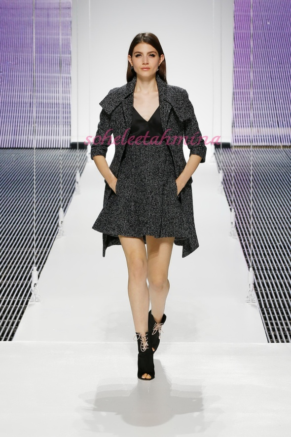 Silhouette 58- Dior Cruise 2015 Collection- Sohelee