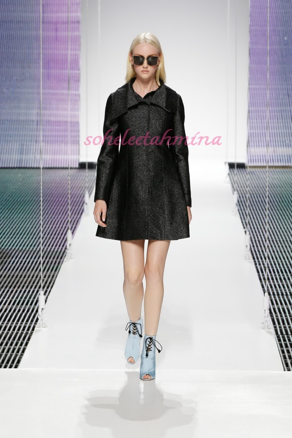 Silhouette 59- Dior Cruise 2015 Collection- Sohelee