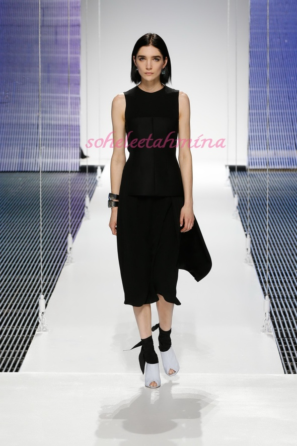 Silhouette 60- Dior Cruise 2015 Collection- Sohelee