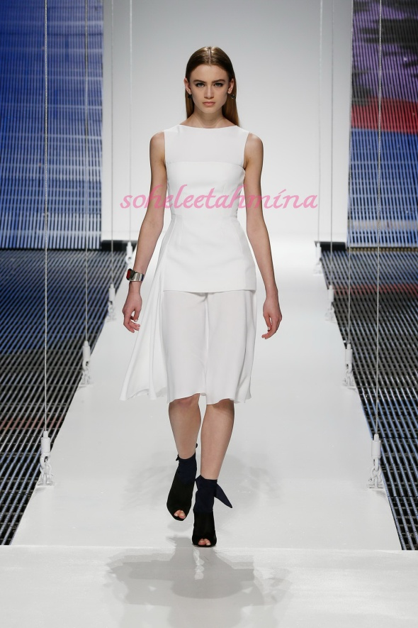 Silhouette 61- Dior Cruise 2015 Collection- Sohelee