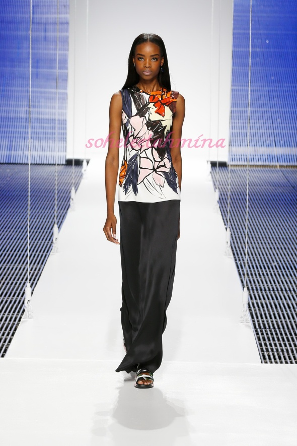 Silhouette 62- Dior Cruise 2015 Collection- Sohelee