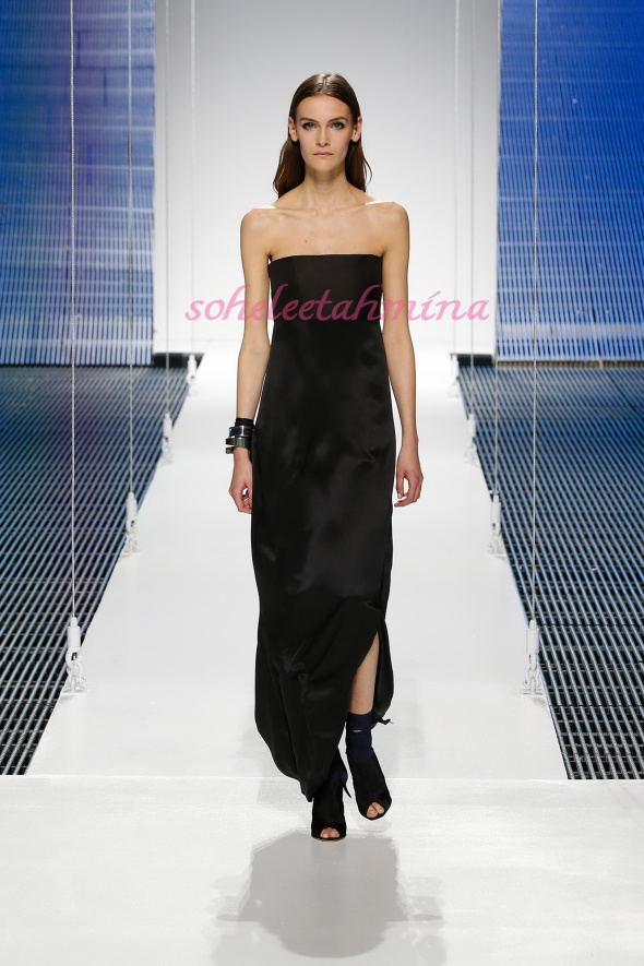 Silhouette 64- Dior Cruise 2015 Collection- Sohelee