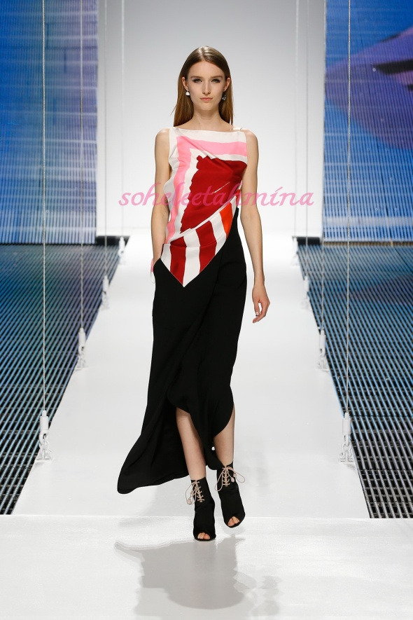 Silhouette 65- Dior Cruise 2015 Collection- Sohelee