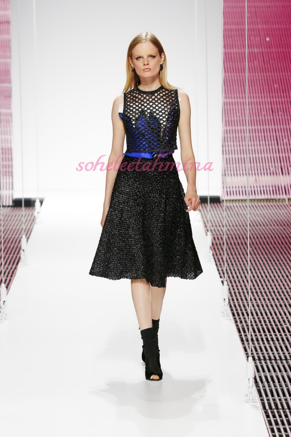 Silhouette 7- Dior Cruise 2015 Collection- Sohelee