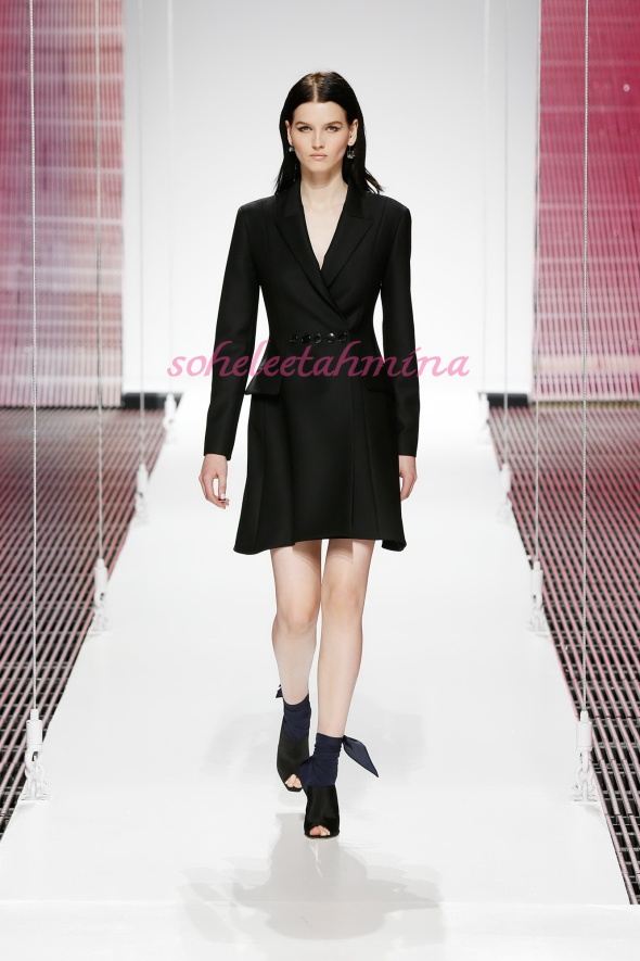 Silhouette 9- Dior Cruise 2015 Collection- Sohelee