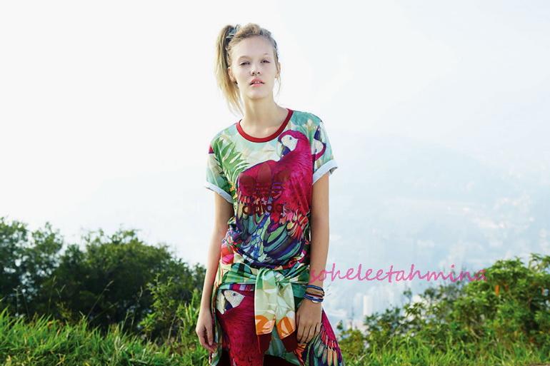Adidas Originals by Adoro Farm Autumn-Winter 2014- Sohelee