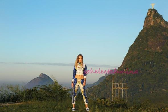 Adidas Originals by Adoro Farm Autumn-Winter 2014- Sohelee11