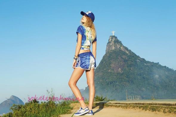 Adidas Originals by Adoro Farm Autumn-Winter 2014- Sohelee7