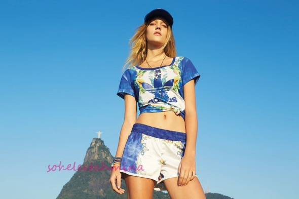 Adidas Originals by Adoro Farm Autumn-Winter 2014- Sohelee8