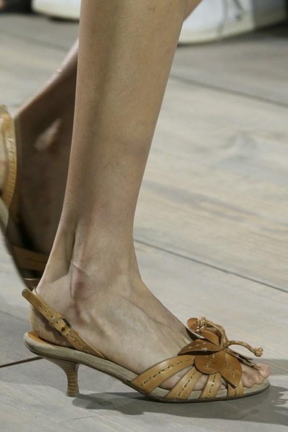 Ankle-Wrap Flats- Michael Kors SS15- NYFW14- Sohelee1