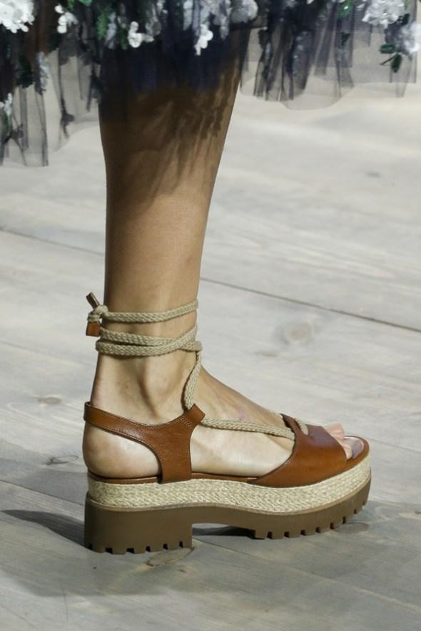 Ankle-Wrap Flats- Michael Kors SS15- NYFW14- Sohelee5