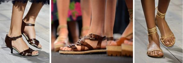 Ankle-Wrap Flats- Michael Kors SS15- NYFW14- Sohelee8
