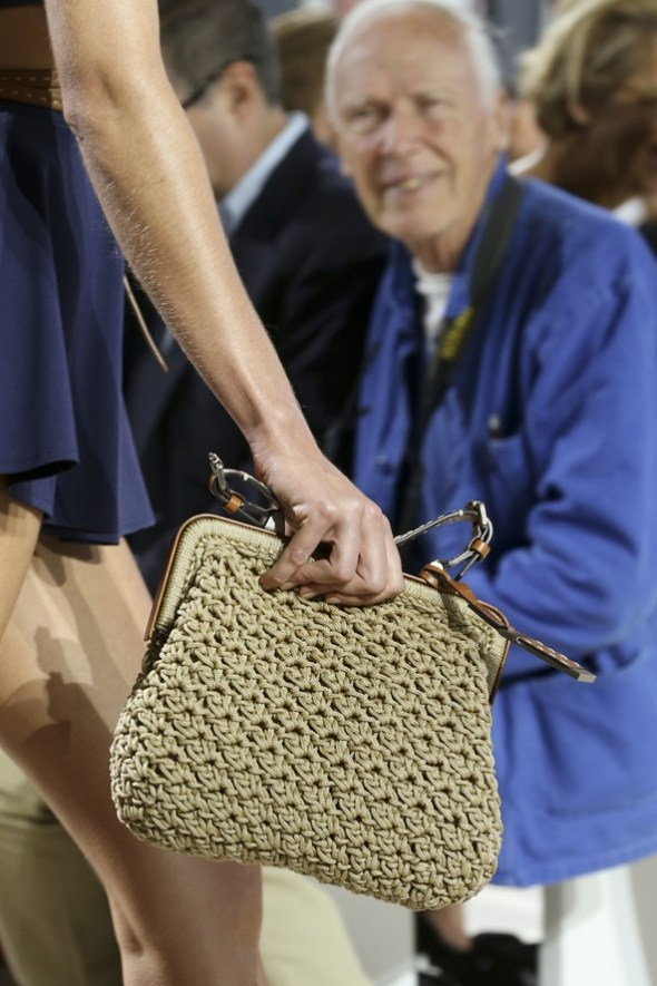 Crocodile Leather with Mixed Materials Bags- Michael Kors SS15- NYFW14- Sohelee2