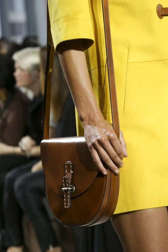 Crocodile Leather with Mixed Materials Bags- Michael Kors SS15- NYFW14- Sohelee3