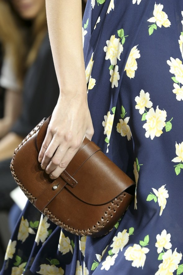 Crocodile Leather with Mixed Materials Bags- Michael Kors SS15- NYFW14- Sohelee5