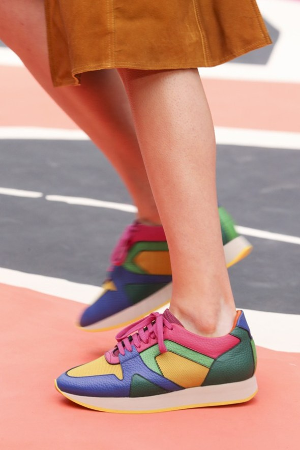 Field Sneakers- Burberry Prorsum SS15- LFW14- Sohelee13
