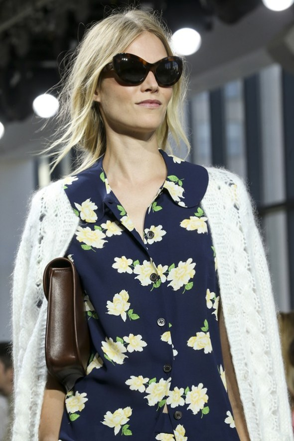 Shades and Bag- Michael Kors SS15- NYFW14- Sohelee