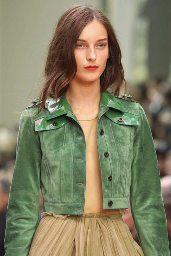 Suede Jacket- Burberry Prorsum SS15- LFW14- Sohelee